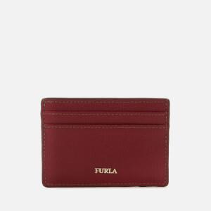 1ae90c60762 Furla Women's Babylon Small Credit Card Case - Red