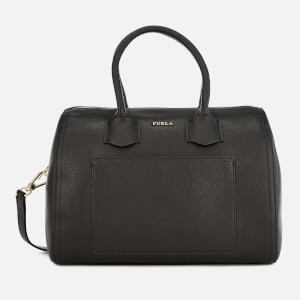 Furla Women's Furla Alba Medium Satchel - Black