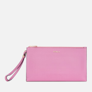 Furla Women's Babylon XL Envelope Bag - Pink