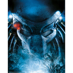 Predator Close-Up Limited Edition Art Print