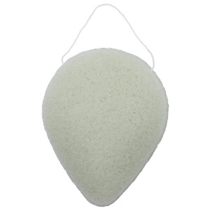 brushworks Konjac Sponge – Green Clay