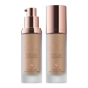 Iluminador Pure Light Liquid Radiance da delilah - Halo 30 ml