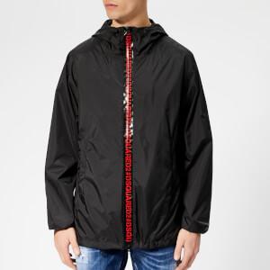 Dsquared2 Men's Nylon Sports Jacket - Black