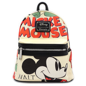 Mini Sac à dos Mickey Mouse Classic Loungefly