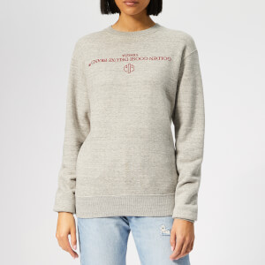 Golden Goose Deluxe Brand Women's Steffy Sweatshirt - Melange Grey