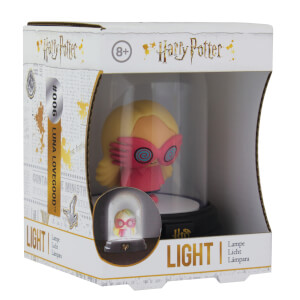 Harry Potter – Mini cloche lumineuse – Luna