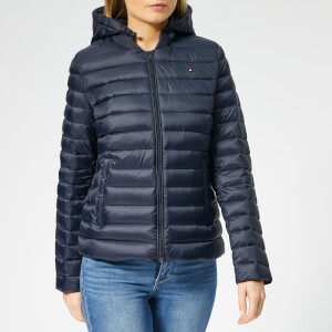Tommy Hilfiger Women's Essential Down Packable Jacket - Midnight