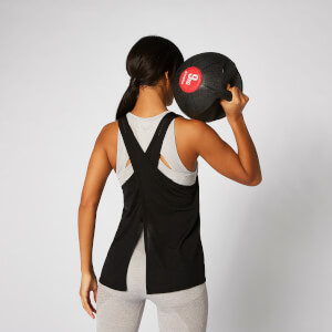Regata Dry-Tech Vest - Preto