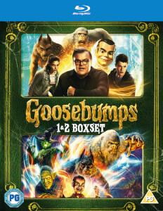 Goosebumps 1&2