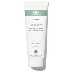 REN Supersize Evercalm Ultra Comforting Rescue Mask (Worth £45)