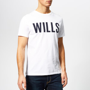 Jack Wills Men's Wentworth Graphic T-Shirt - White