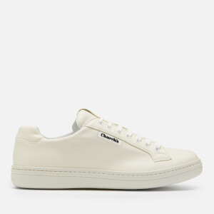 Church's Men's Mirfield 2 Leather Low Top Trainers - White