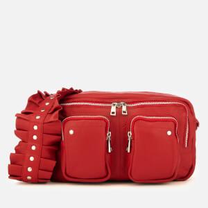Núnoo Women's Alimakka Ruffle Bag - Red: Image 1