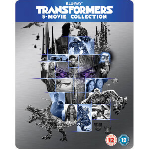 Transformers: 1-5 Collection Steelbook - Zavvi UK Exclusive