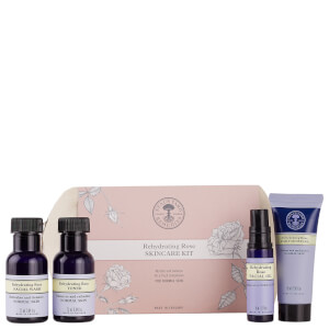 Neal's Yard Remedies Rehydrating Rose Skincare Kit