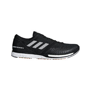adidas Men's Adizero Takumi Sen Running Shoes - Black