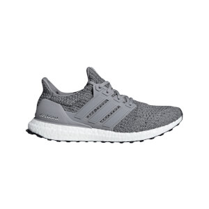 adidas Men's Ultraboost Running Shoes - Dark Grey Three