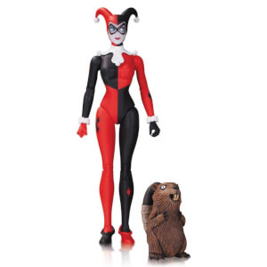DC Collectibles DC Comics Designer Series Classic Harley Quinn by Amanda Conner Action Figure