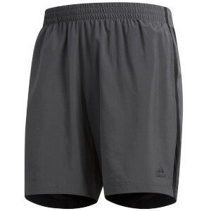 adidas Men's Own the Run Shorts - Grey