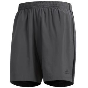 4a600cdce708 adidas Men s Own the Run Shorts - Grey