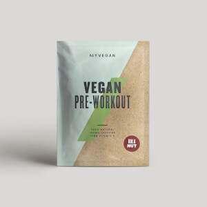 Vegan Pre-Workout (Sample)