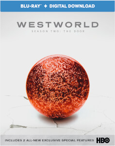 Westworld Season 2 - Steelbook (Blu-ray)