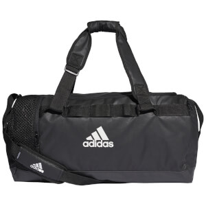adidas Convertible Training Duffle Bag - Black
