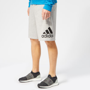 adidas Men's Must Haves BOS Shorts - Grey Heather