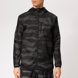 adidas Men's Own the Run Jacket - Camo Print