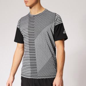adidas Men's FreeLift 360 Short Sleeve T-Shirt - White
