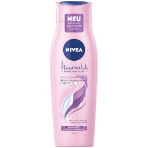 Nivea Haarmilch NatüRlicher Glanz Pflegeshampoo