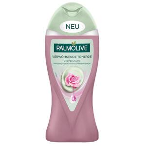 Palmolive Verwöhnenede Tonerde (Cremdusche Rose)