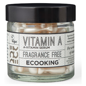 Ecooking Vitamin A Serum in Capsules (Pack of 60)