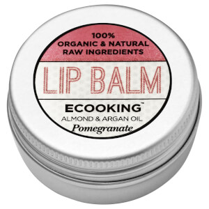 Ecooking Lip Balm Pomegranate 15ml