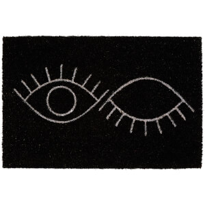 Premier Housewares Eye Print Doormat