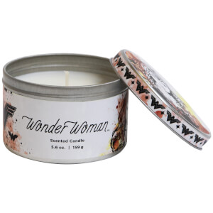 DC Comics (Large) Scented Tin Candle - Wonder Woman