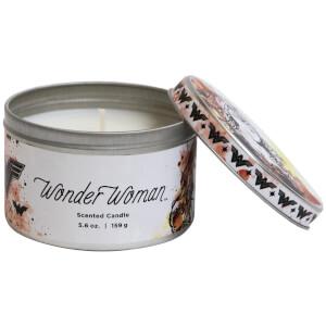 DC Comics (Large) Scented Tin Candle - Wonder Woman