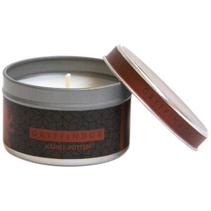 Harry Potter (Large) Scented Tin Candle - Gryffindor
