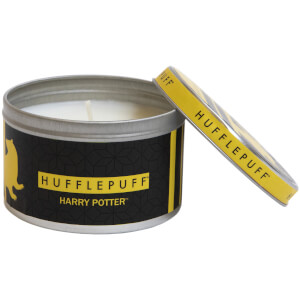 Harry Potter (Large) Scented Tin Candle - Hufflepuff