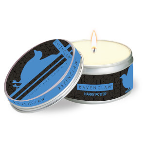 Harry Potter (Large) Scented Tin Candle - Ravenclaw