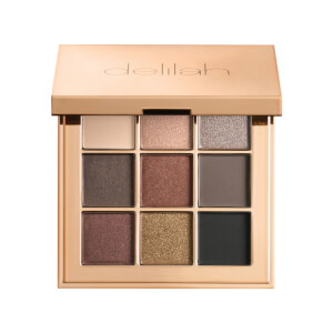 delilah Colour Intense Eyeshadow Palette - Damsel