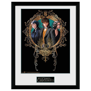 Fantastic Beasts 2 Trio Collector Print
