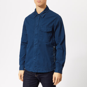 PS Paul Smith Men's Shirt Jacket - Indigo