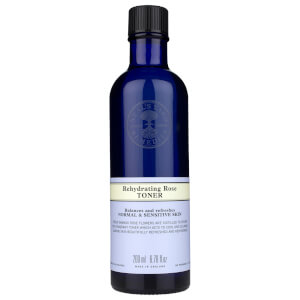 Tonique Réhydratant à la Rose Neal's Yard Remedies 200 ml