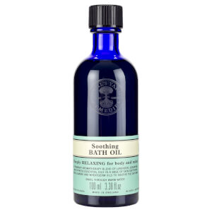 Aceite de baño calmante de Neal's Yard Remedies 100 ml