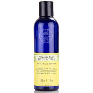 Neal's Yard Remedies Organic Baby Body Lotion 200ml