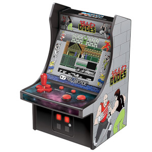 DreamGear Retro Arcade 6 Inch Bad Dudes Micro Player