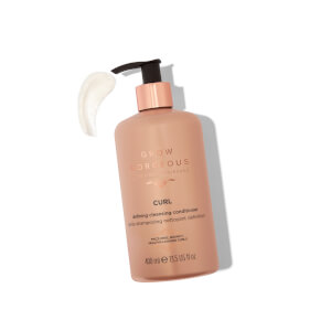 Grow Gorgeous Curl Defining Cleansing Conditioner 400ml: Image 2