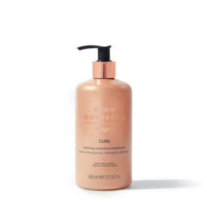 Grow Gorgeous Curl Defining Cleansing Conditioner 400ml: Image 1