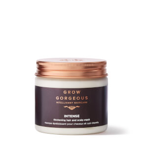 Grow Gorgeous Maschera Capelli Intense Rinforzante e Ispessente 200ml